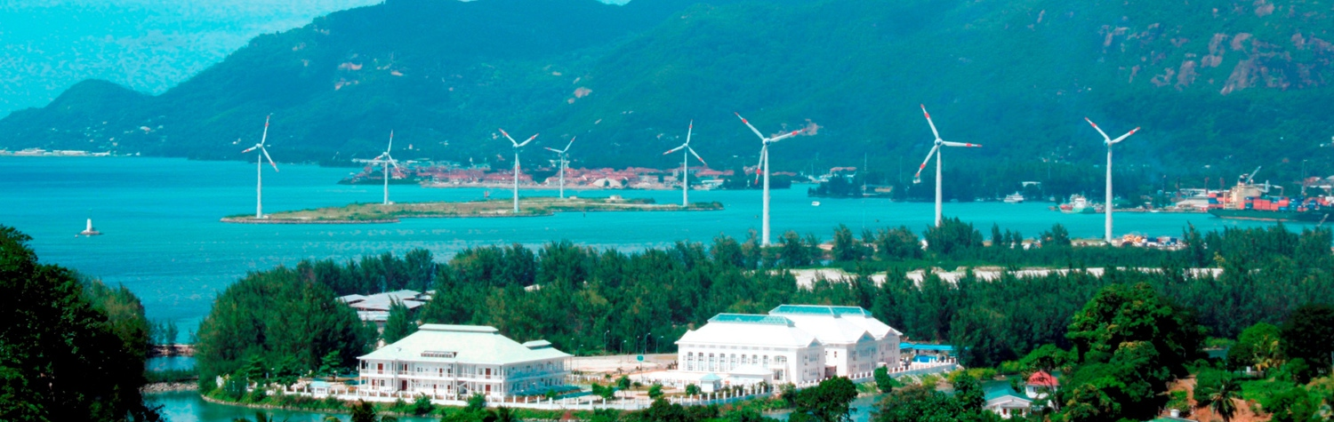 Clean energy for the Seychelles